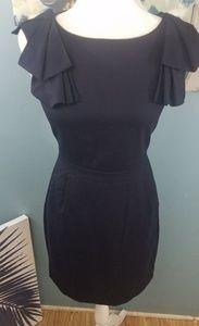 J. Crew Navy Short Dress Size 0